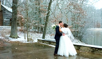 Courtney + Tyler Winter Wedding
