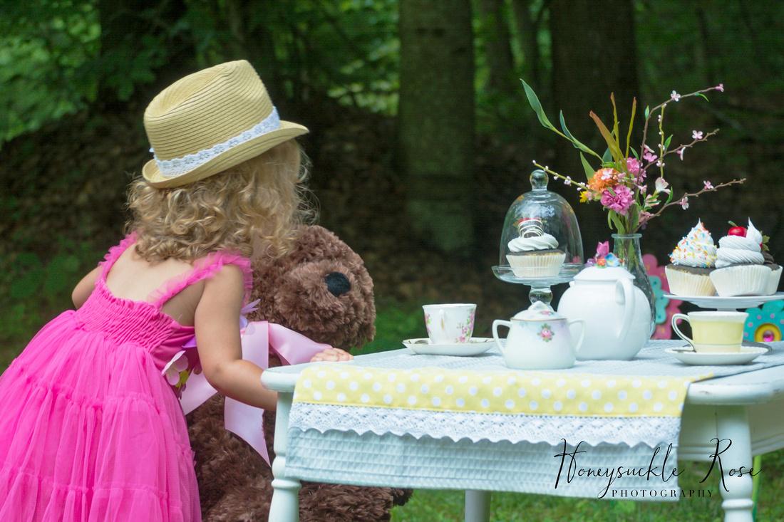 Teddy bear tea party-0012